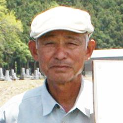 新潟県魚沼産こしひかり・生産者:小幡さん(阪神米穀株式会社)